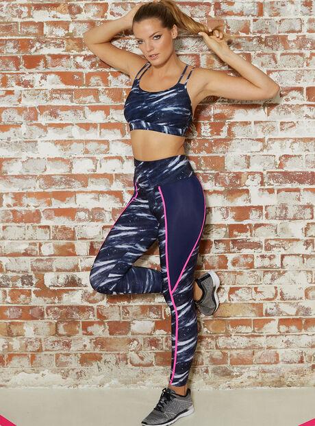 Activewear galaxy leggings