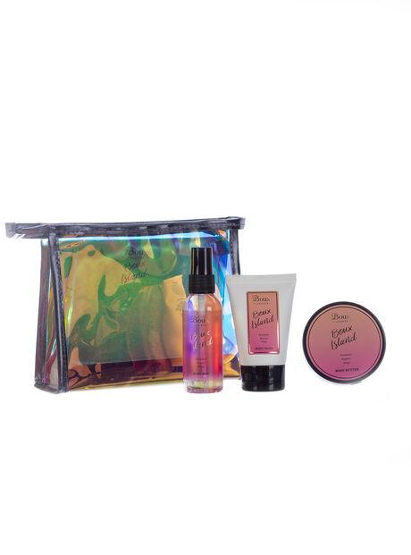 Boux Island holiday gift set