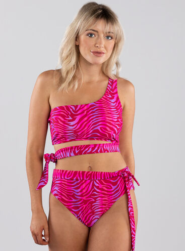 Jamaica high waist bikini briefs