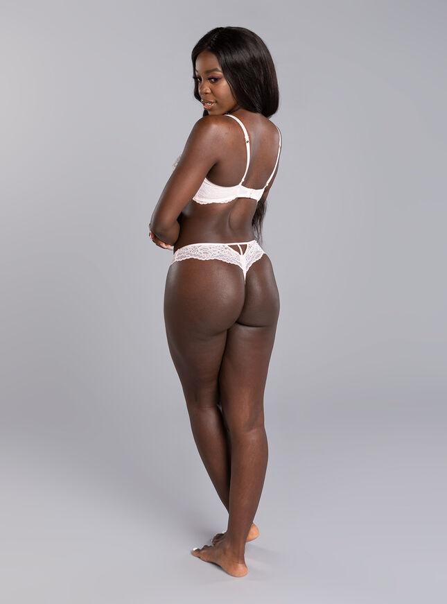 Lilia balconette lingerie set