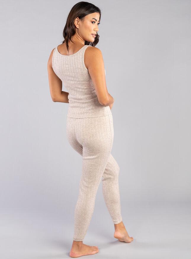 Lillie pointelle legging set