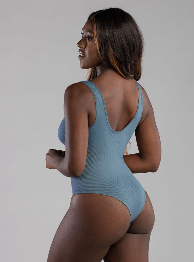 Rib seamless Lounge body