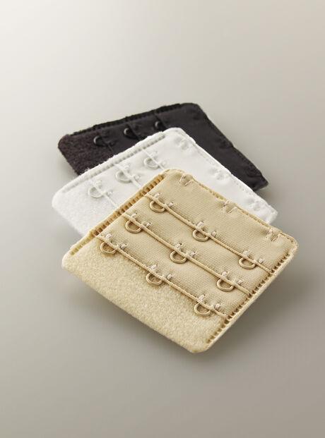 3 hook bra extenders - pack of 3