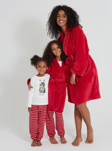Clara family robe set