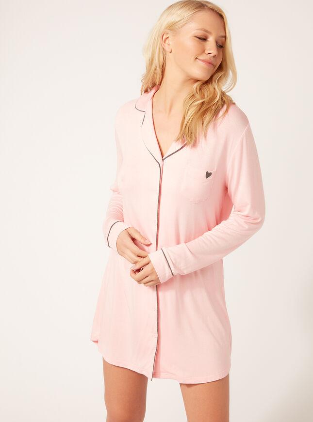 Jersey nightshirt