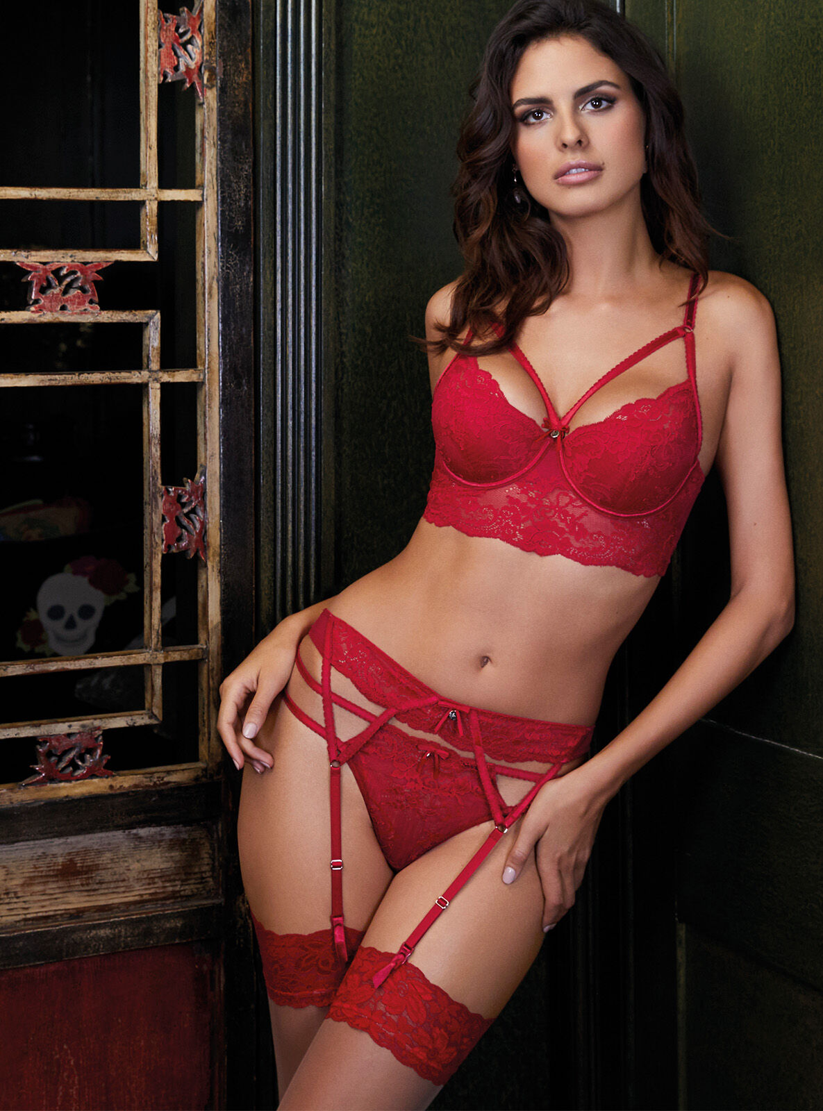 H and m christmas lingerie