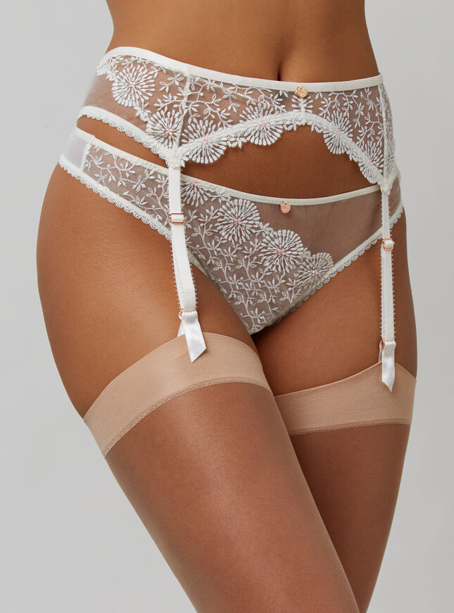 Tessie suspender belt