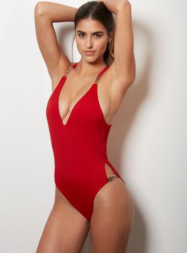 Palma chain swimsuit