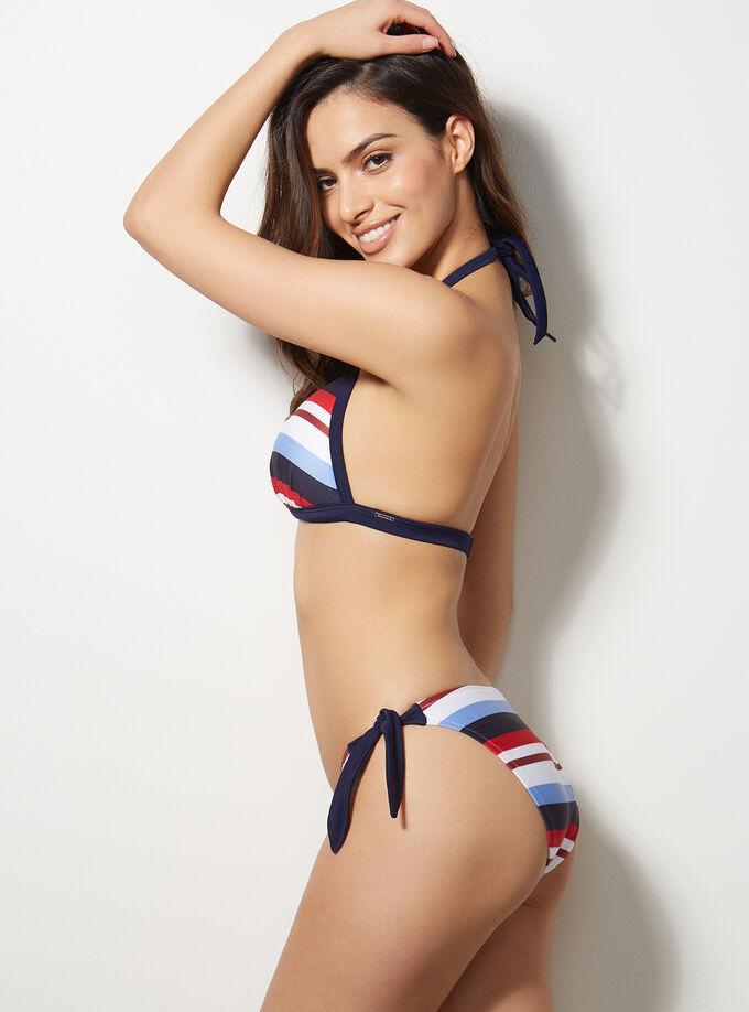 89c18f77c12 Gili tie side bikini briefs. Model wears size 06