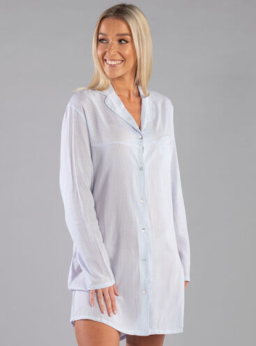 Pretty stripe nightshirt