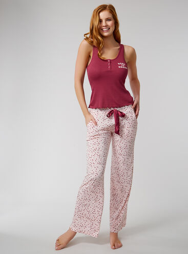 """Dare to dream"" pyjama set"