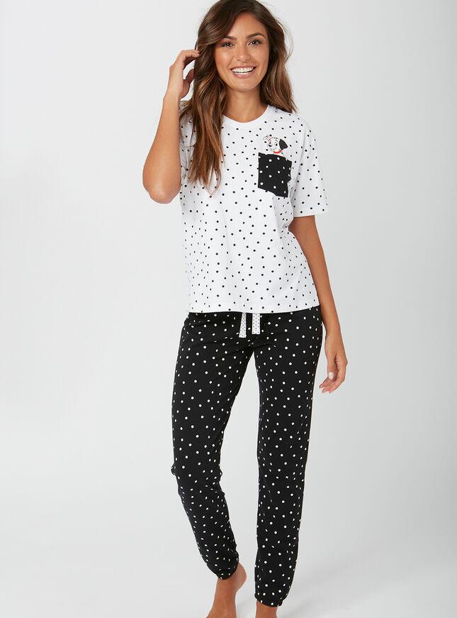 101 Dalmatians pyjama set
