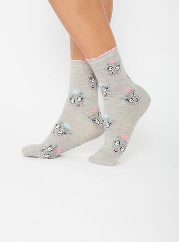 2 pack novelty socks