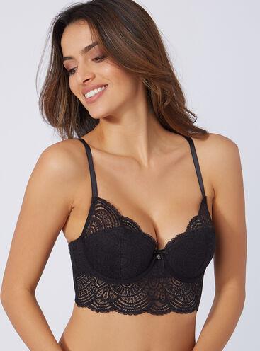 Paige longline bra
