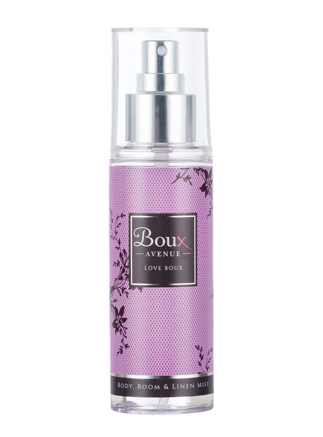 Love Boux body room and linen mist 115ml