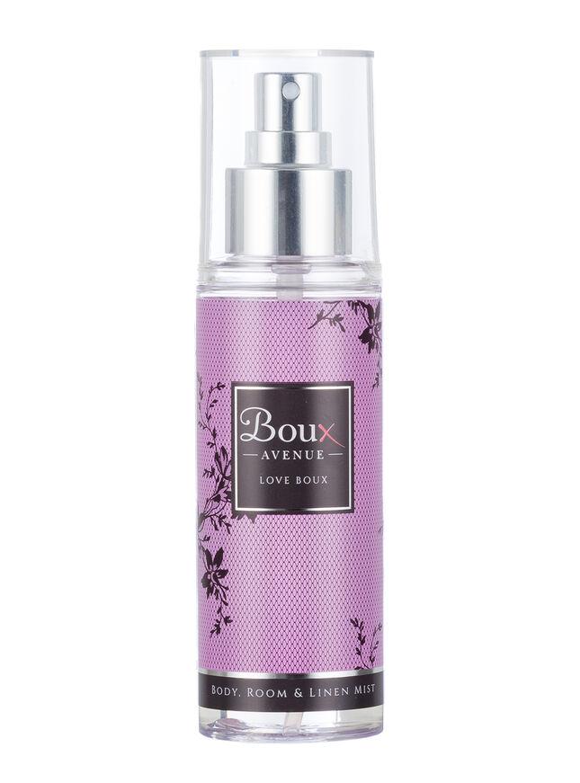 Love Boux body, room and linen mist 115ml
