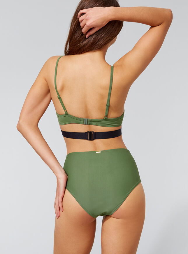 Valencia high-waisted bikini briefs