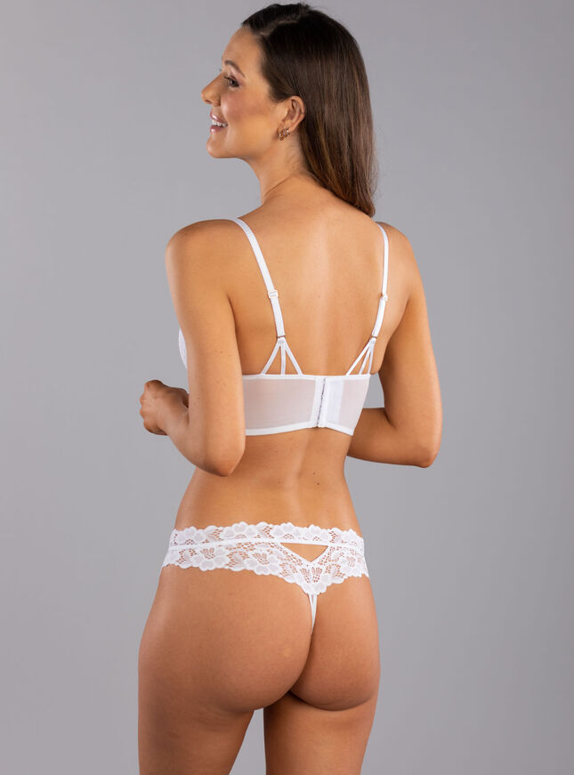 Ivana longline lingerie set