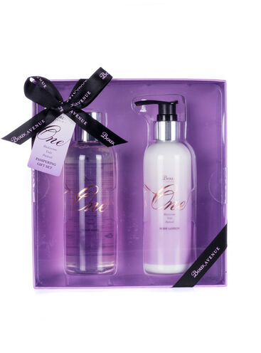 Boux One body care gift set