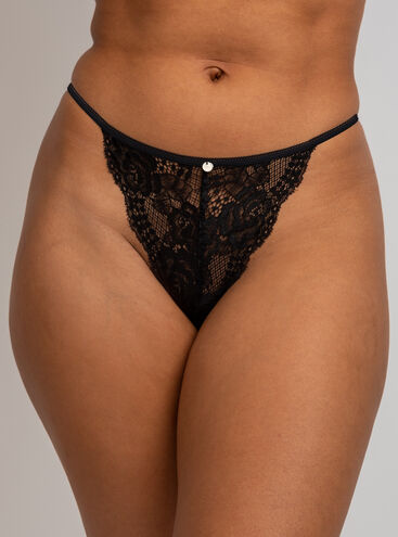 Erin lace g-string
