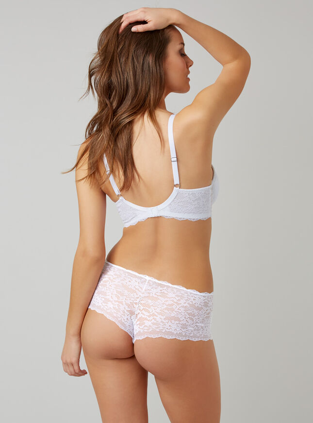 Mollie lace shorts