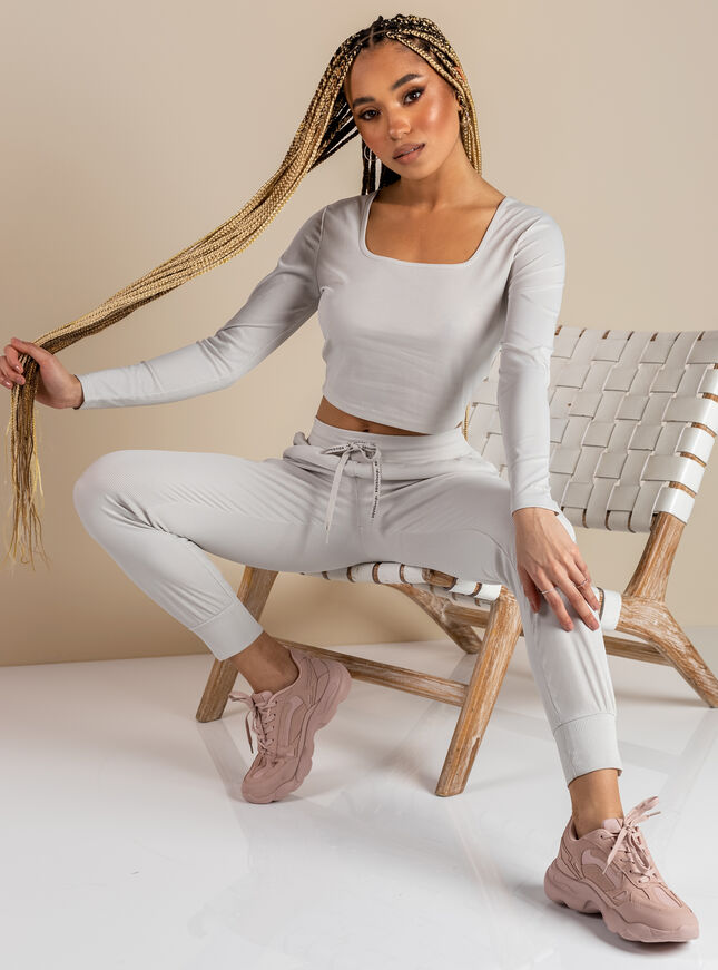 Tilly ribbed jogger