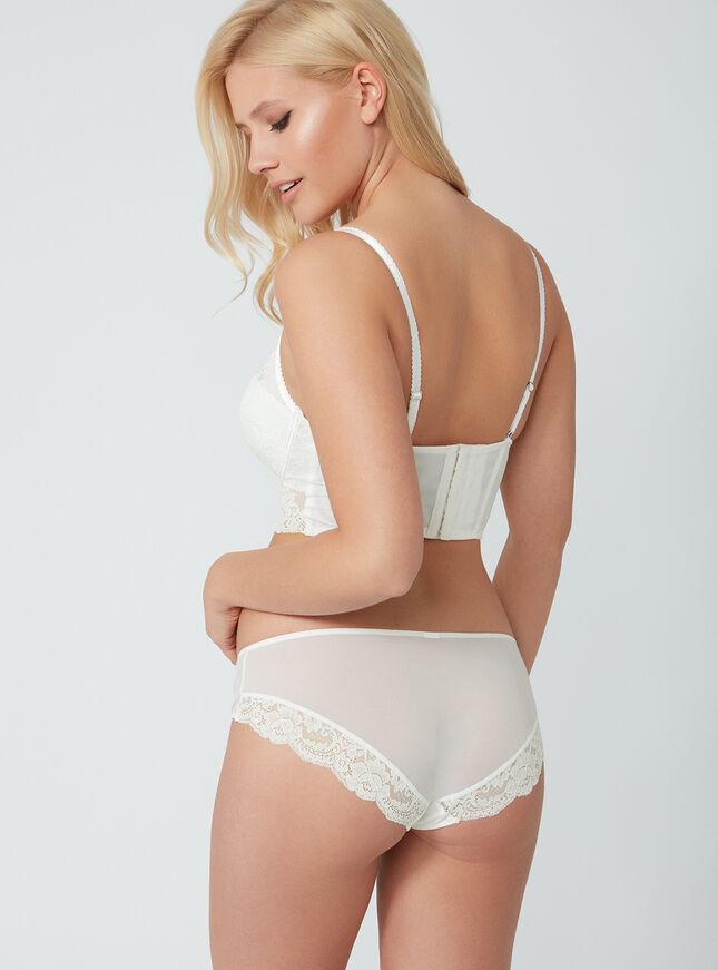 Odette longline bra