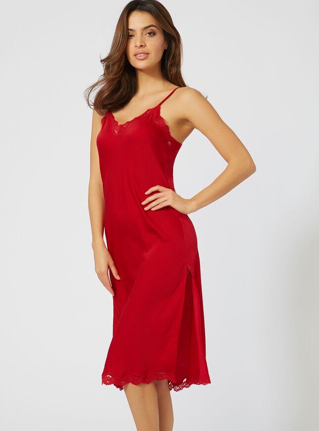Selena midi chemise