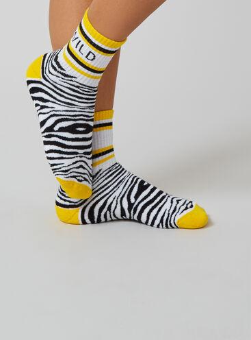 Wild and free socks