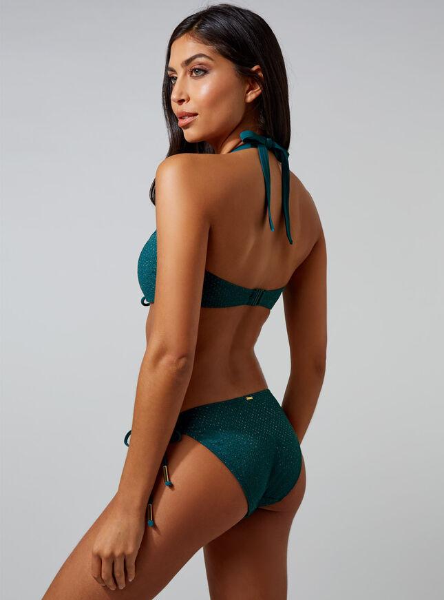 Bermuda multiway bandeau bikini top