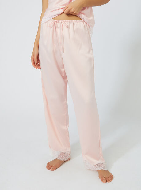 Harriet satin pants