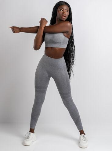 BouxSportContour marl seamless leggings