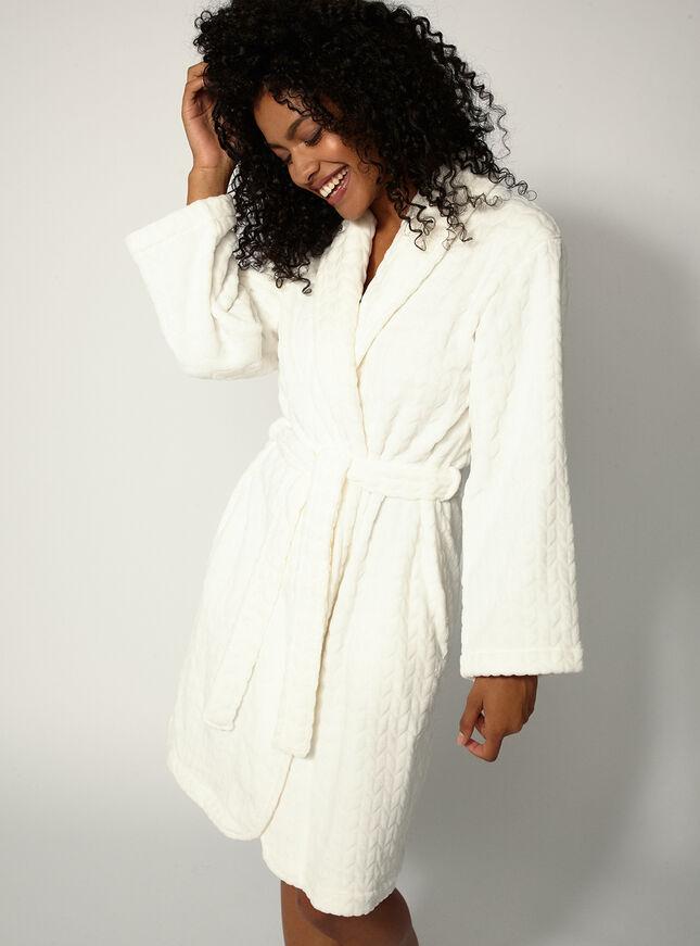 Clara dressing gown