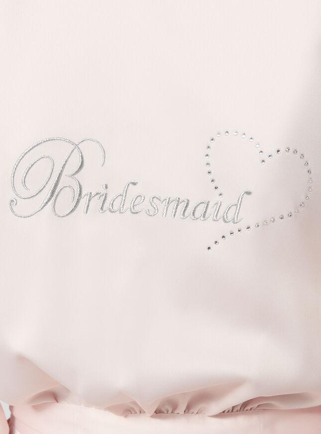 """Misha """"Bridesmaid"""" kimono"""