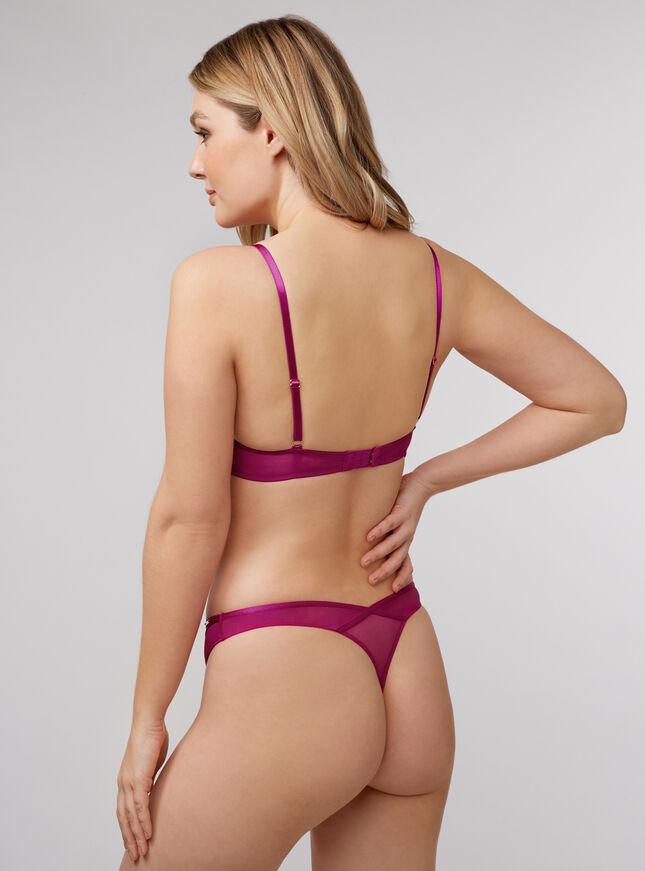 Seraphina strappy thong