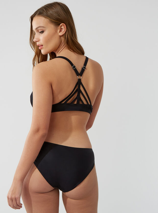 Madagascar strappy back bikini top
