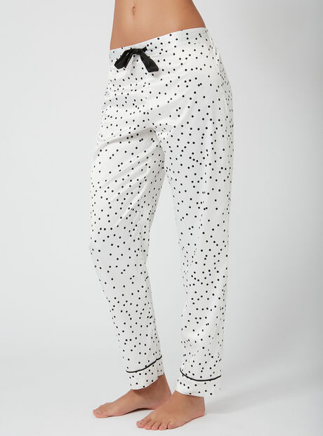 Rita satin pyjama pants