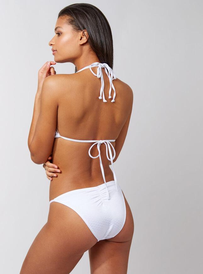 Sardinia triangle bikini top