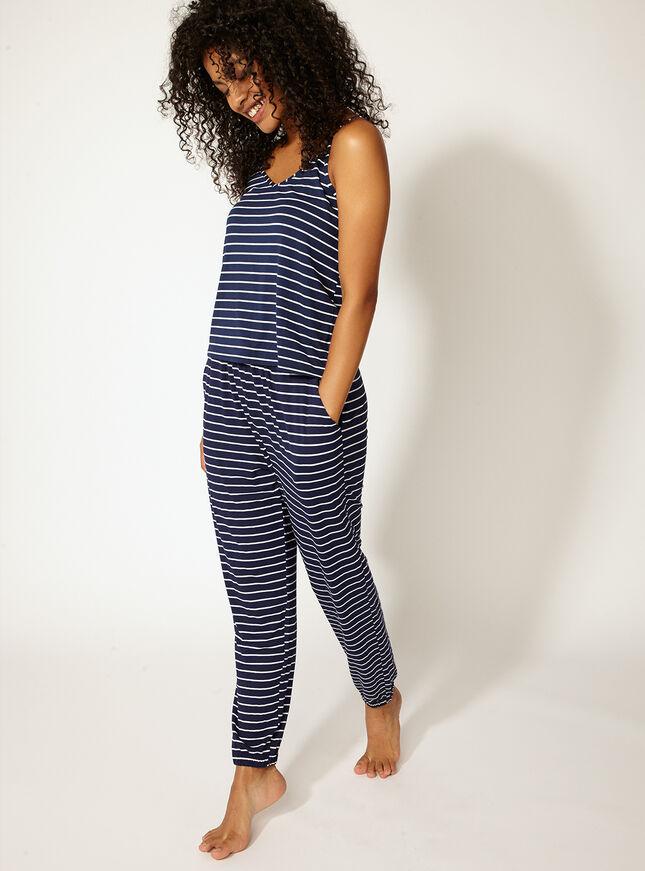Jess stripe camisole