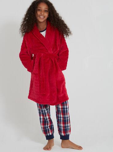 Girls clara robe