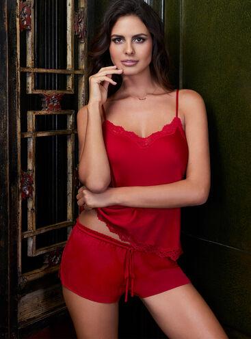 Selena cami and shorts set