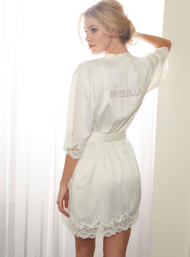 Bridezilla robe