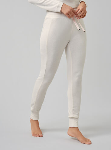 Nia ribbed lounge joggers