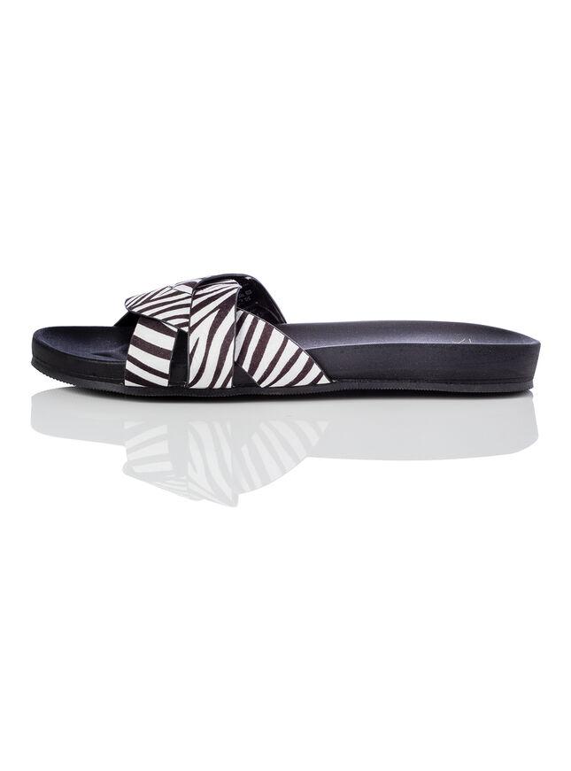 Zebra twist sliders
