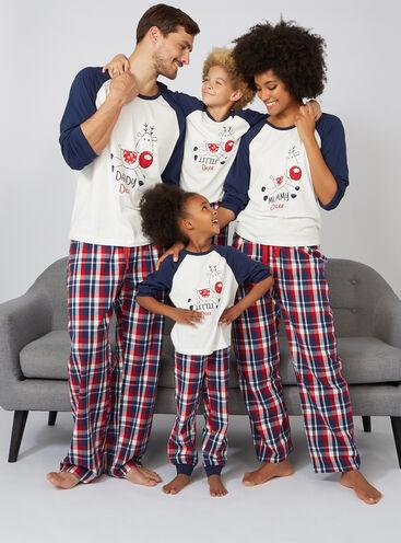 Deer family pyjama set