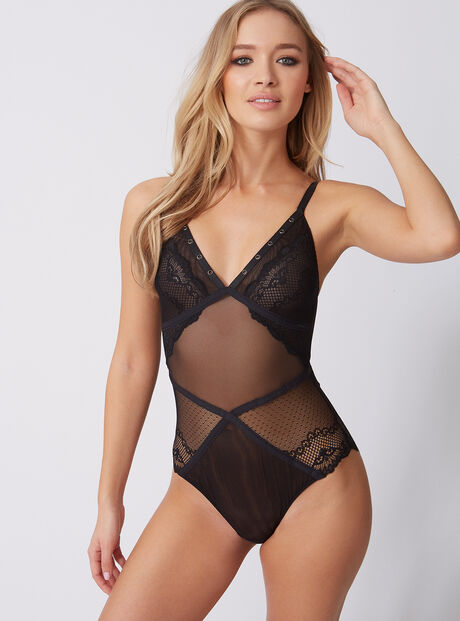 Margot mesh body