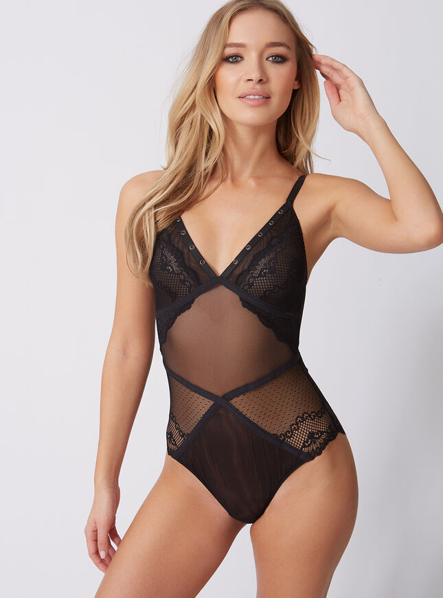 Margot mesh body
