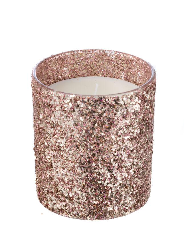Peony blush candle