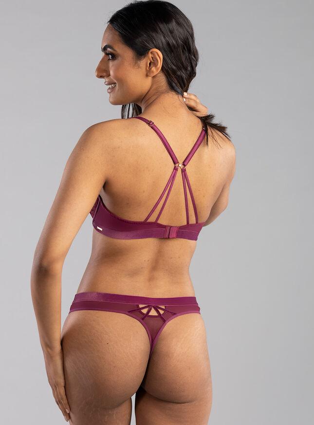 Marisa plunge lingerie set