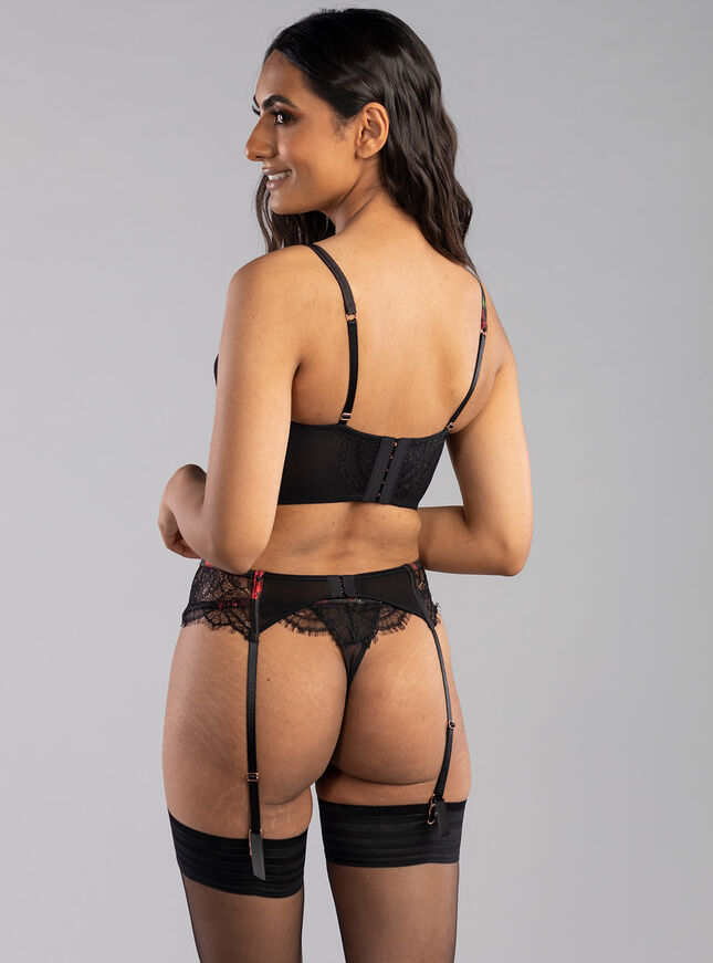 Carrie suspender belt